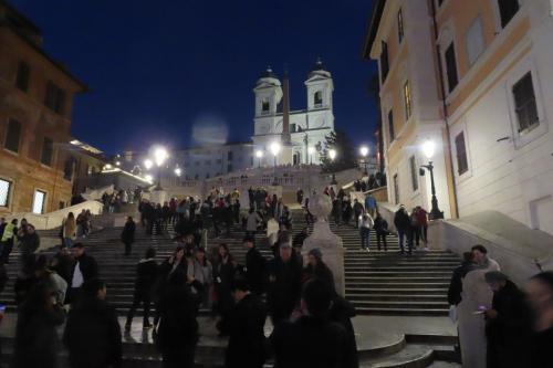 Spaanse trappen