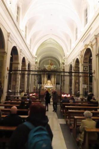 kerk Trinitá dei Monti